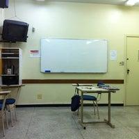 Photo taken at Centro de Línguas para a Comunidade (CLC) by Junior F. on 5/17/2012