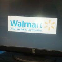 Photo taken at Walmart Supercenter by Lorenzo J. on 6/23/2012