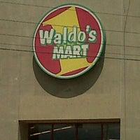 Photo taken at Waldo's Mart by David B. on 4/18/2012