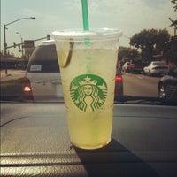 Photo taken at Starbucks by Derek F. on 8/17/2012