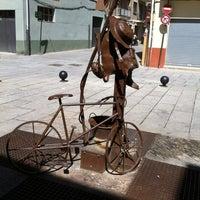 Photo taken at El Camino de Santiago - Santo Domingo de La Calzada by Republica d. on 8/22/2012