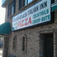 Photo taken at Barbiere's Italian Inn by Tony M. on 6/30/2012