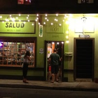 Photo taken at Salud Beer Shop by Andrea C. on 6/10/2012
