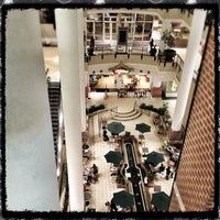 Photo taken at Ballston Common Mall by TheIncident on 2/5/2012