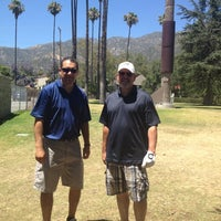 Photo taken at Altadena Golf Course by Mark B. on 6/24/2012
