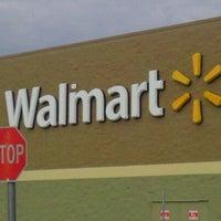 Photo taken at Walmart Supercenter by Freddy Q. on 6/20/2012