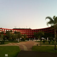 Photo taken at Royal Tulip Brasília Alvorada by Michelle R. on 6/14/2012
