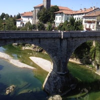 Photo taken at Ponte del Diavolo by Tonii on 8/13/2012