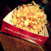 Photo taken at Yakimaki Temakeria by ⚡️Nelson P. on 6/12/2012