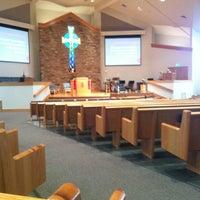 Photo taken at Pine Ridge Presbyterian by Kirby I. on 7/8/2012