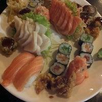 Photo taken at Kony Sushi by Karina D. on 2/24/2012