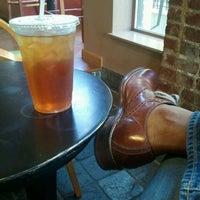Photo taken at Ebenezers Coffeehouse by Pw B. on 4/16/2012