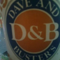 Photo taken at Dave & Buster's by Trisha K. on 4/28/2012