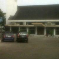Photo taken at Gedung Pertemuan GPIB Effatha Jakarta by Ruben L. on 6/24/2012