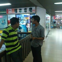 Photo taken at Unity Plaza by Sanjeev V. on 7/24/2012