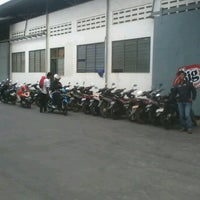 Photo taken at PT.AJEINDONESIA (CEDIS BOGOR 05) by Fahrul Silvian D. on 8/30/2012