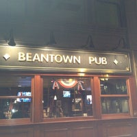 Photo taken at Beantown Pub by Ben D. on 8/31/2012