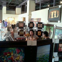 Photo taken at Dallas Handmade Arts Market by Jason C. on 9/1/2012