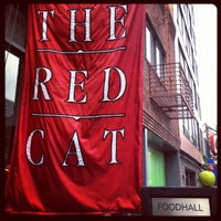 Photo taken at The Red Cat by Byron B. on 3/16/2012