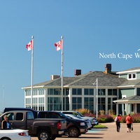 Photo taken at North Cape by Tignish P. on 4/2/2012