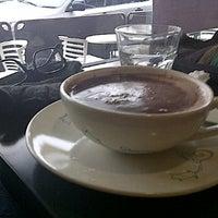 Photo taken at Cafe Metsa by Erin M. on 6/21/2012