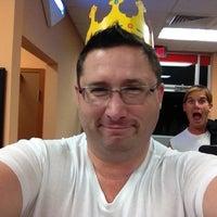 Photo taken at Burger King by Encom M. on 3/25/2012