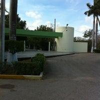 Photo taken at Tecnológico de conkal by Idur D. on 3/22/2012