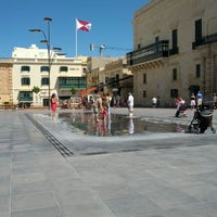 Photo taken at St. George's Square by Keith M. on 9/4/2012