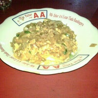 Photo taken at Nasi Goreng Bang Jack by Veronica W. on 7/6/2012