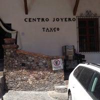 Photo taken at Centro Joyero Taxco by Paul on 4/16/2012