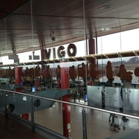 Photo prise au Aeropuerto de Vigo par Victor M. le4/2/2012