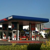 Photo taken at Petron by Prince O. on 4/10/2012