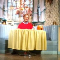 Photo taken at Walt Disney's Carousel of Progress by Lorie S. on 3/1/2012