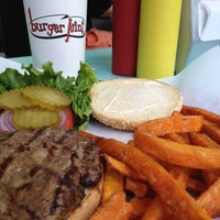 Photo taken at Burger Joint by Ariel S. on 6/3/2012