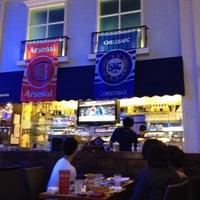 Photo taken at Trattoria Cucina Italiana by Ichiro 1. on 4/21/2012