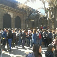 Photo taken at Universidad Alberto Hurtado by Jota J. on 8/24/2012