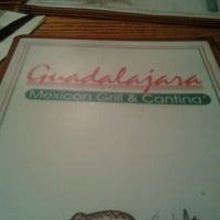 Photo taken at Guadalajara Mexican Grill & Cantina by Michael M. on 3/7/2012