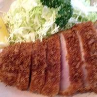 Photo prise au Tonkatsu Maruichi par しょう le6/16/2012