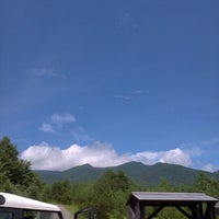 Photo taken at 南蔵王青少年野営場 by haggy -. on 7/16/2012