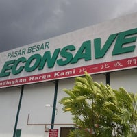Photo taken at Econsave by SHAZZY on 4/14/2012