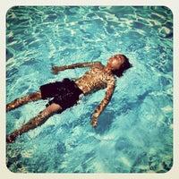 Photo taken at Kearny Mesa Recreation Center by Emil B. on 7/25/2012