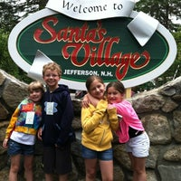 Photo taken at Santa's Village by Erica M. on 7/5/2012