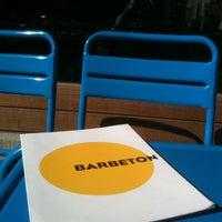 Photo prise au Barbeton par Nicolas B. le7/23/2012