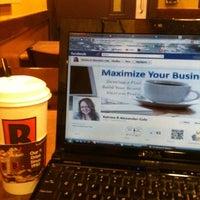 Photo taken at BIGGBY COFFEE by Katrina A. on 5/1/2012