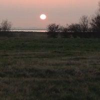 Photo taken at Breydon Water by Antonella M. on 4/1/2012