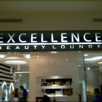 Photo taken at Excellence Beauty & Lounge by Hendry O. on 2/9/2012