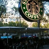 Photo taken at Starbucks by Vann S. on 7/23/2012