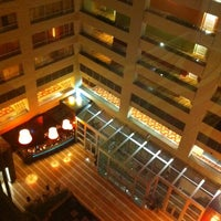Photo taken at Embassy Suites by Hilton Los Angeles Glendale by Nate G. on 2/20/2012