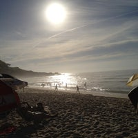 Photo taken at Prainha by Bia S. on 2/21/2012