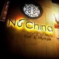 Photo taken at Nu China Bar & Lounge by Teguh P. on 8/31/2012